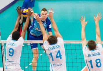 ¿Dónde está la mejor sección de voleibol en Moscú?