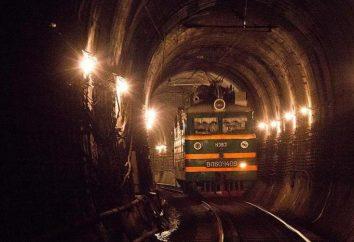 Tunel pod Amur Chabarowsk