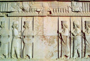 antigo estado Midia: a capital, população. linguagem mediano. História do Irã