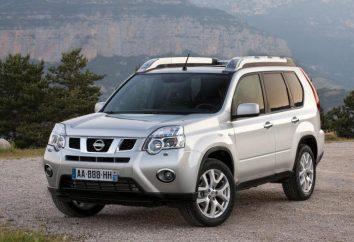 Nissan X-Trail (T31): Spezifikationen und die Beschreibung des Modells