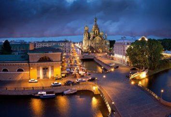 Stroganov Pałac w Petersburgu. Stroganov Pałac. Atrakcje Petersburg – zdjęcie z nazwami