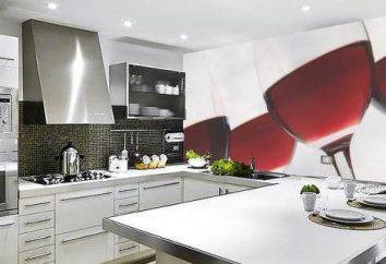 As paredes das idéias do projeto da cozinha