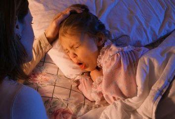 Dziecko ma kaszel bez gorączki i przeziębienia: Przyczyny