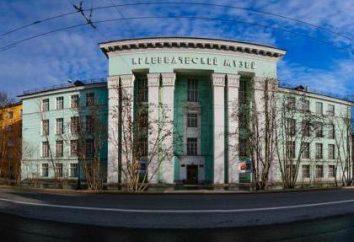 Murmańsk Muzeum: przegląd