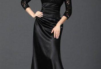 Jak długo powinna być taka sukienka na podłodze? Jak uniknąć błędów przy zakupie?