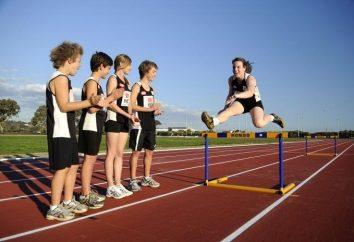 Normes pour l'athlétisme – de l'école au grand sport et à l'armée