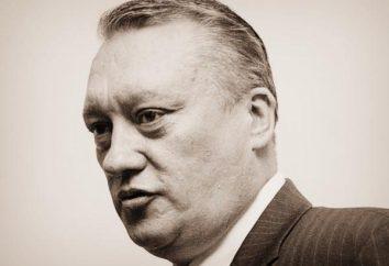 Vadim Tyulpanov: biografia, foto di famiglia