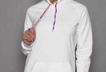 Dress-up Hoodie: wie und was zu tragen