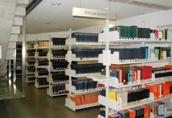 Qual è la bibliografia generale, e la bibliografia in particolare, la sua storia in Russia
