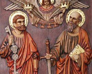 """Icona """"Pietro e Paolo"""" e il suo valore"""