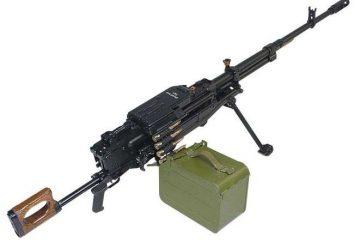"""Sniper pistola """"Kord"""". mitragliatrice pesante """"Kord"""""""