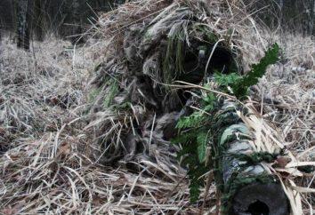Camouflage: tipi mimetiche e colori del mondo, foto, nomi di colori