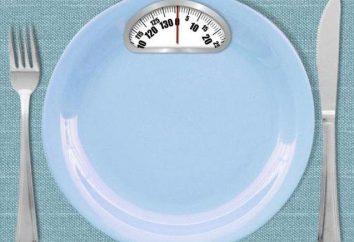 Comment perdre du poids au cours du mois passé à 7 kg: menu, alimentation et recommandations