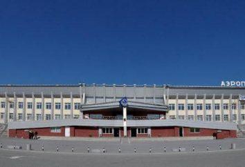 """Zachód syberyjski lotnisko """"Nizhnevartovsk"""""""