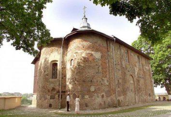 Chiesa di Borisoglebsk a Grodno e il tempio di Mogilev: descrizione, foto