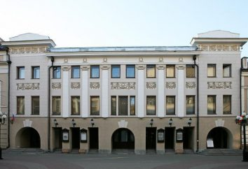Kachalovskaya Teatr w Kazaniu