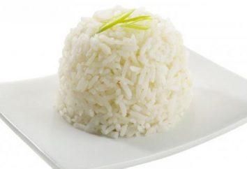 Comment faire un riz cuit à la vapeur délicieux croustillant dans multivarka?