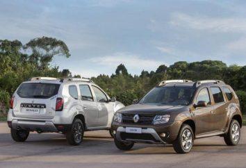 Renault Duster (2015): caractéristiques techniques, intérieur et extérieur