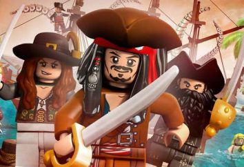 """Lego Fluch der Karibik."": Das Passspiel. ""Pirates of the Caribbean"": Cheats"