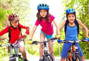 Który rower kupić dziecko 7 lat: recenzje, modele i zalecenia