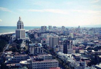 Batumi (Géorgie) – une destination touristique idéale