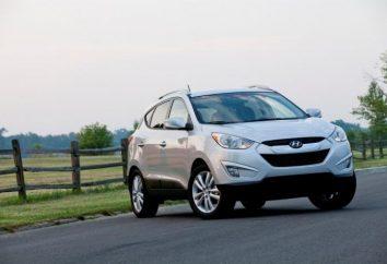 « Hyundai Tussal » – Avis et examen d'une nouvelle gamme de crossovers coréenne