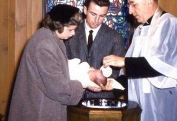 Kto jest duchowym rodzicem dziecka, a może być poprzeczne kilka razy?