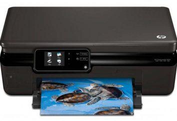 HP Photosmart 5510: opinie, specyfikacje, instrukcje