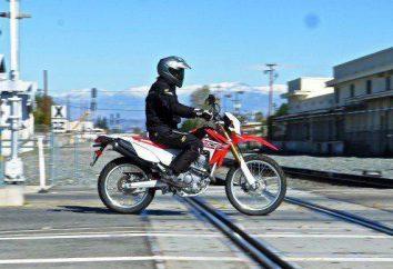 Motorrad Offroad- und Stadt