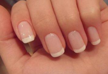 C'è un'idea per una manicure unghie corte!