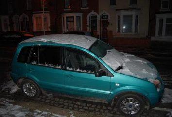 Parabrezza riscaldato di migliorare notevolmente il comfort di utilizzo della vettura in inverno