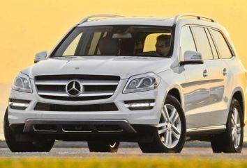 Mercedes GL 400: especificaciones, comentarios