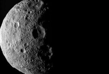 Vesta ist ein mit dem bloßen Auge sichtbarer Asteroid