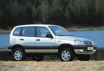"""""""Chevrolet Niva"""" – dysponują lineup SUV"""