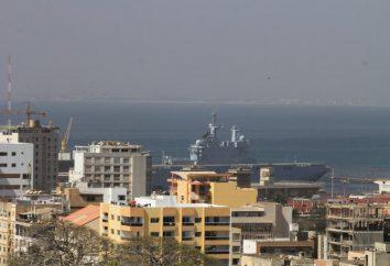 Dakar – la capitale del Senegal