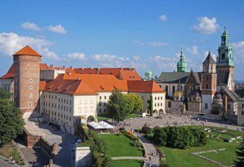 Castelo de Wawel: foto e história