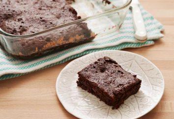 Come posso fare brownies nel forno a microonde