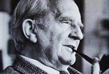 Lo scrittore inglese John Tolkien: A Biography, la creatività, i migliori libri
