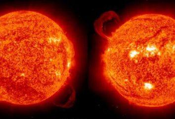 Wyeksponowany – to … wzniesienia na Słońcu