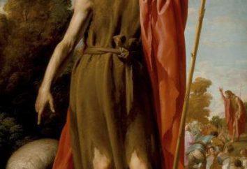 Prorok i Chrzciciel Iwan Chrzciciel