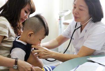 Zatrute dziecko w przedszkolu: objawy i schemat działania