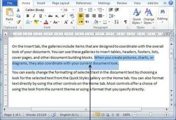 Jak zaznaczyć cały tekst w programie Word? proste sposoby