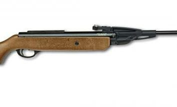 Tuning MR-512. Actualización de rifle de aire MR-512