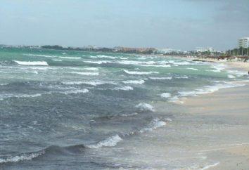 Temperatura wody w Tunezji – jakość letnie wakacje