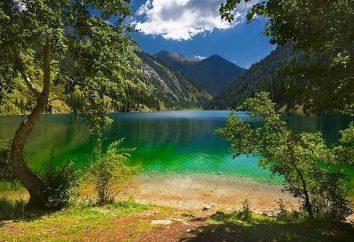 Incrível Lake Balkhash
