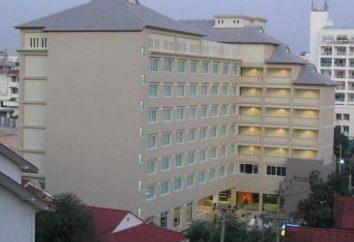 Crown Pattaya Beach Hotel 3 (Thailandia): recensioni, descrizioni, foto