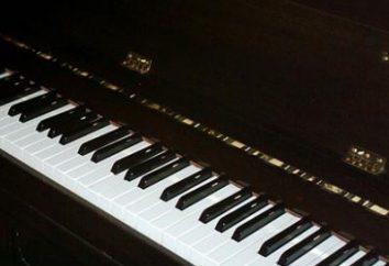 Wie viele Schlüssel haben Klaviere, Klaviere und Synthesizer?