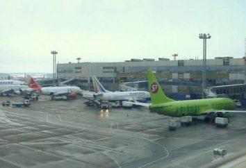 Krasnodar Airport (Pashkovsky): Informacje ogólne