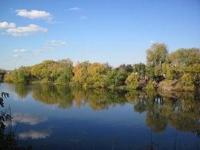 """Sura River – """"mała siostra"""" od Wołgi"""