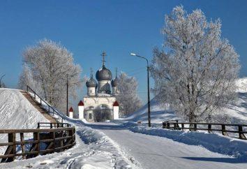 População do Vologda: uma visão geral